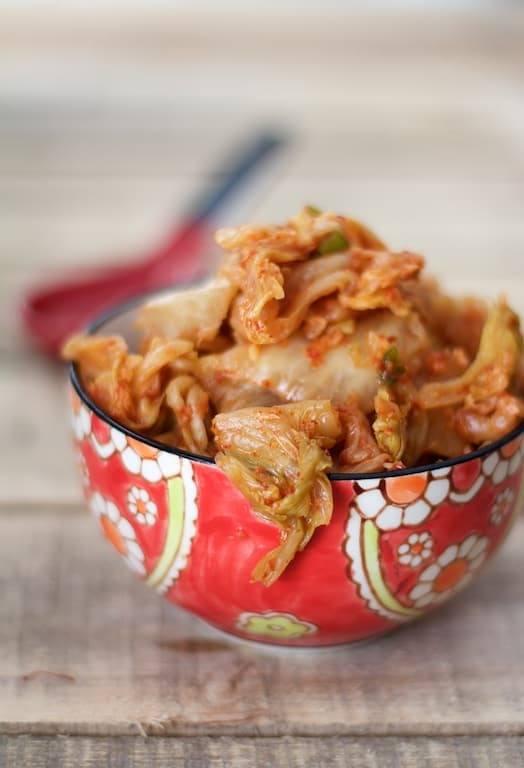 Homemade Kimchi Recipe | HeyFood — heyfoodapp.com
