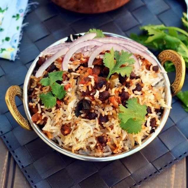 Qabooli Biryani Recipe | HeyFood — heyfoodapp.com