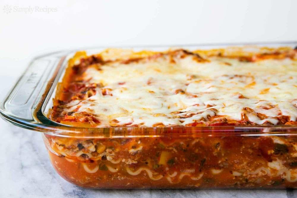 Lasagna Recipe | HeyFood — heyfoodapp.com