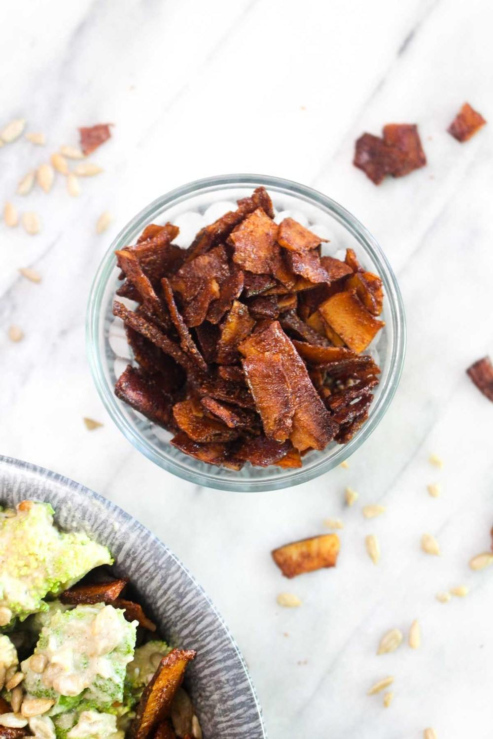Coconut Bacon Recipe | HeyFood — heyfoodapp.com