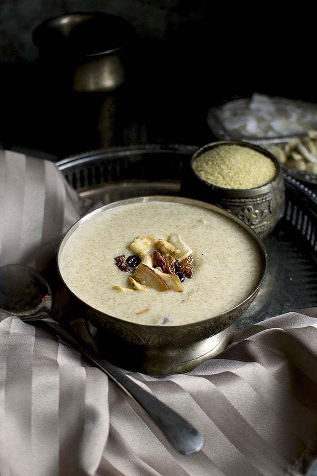 Wheat Payasam Recipe | HeyFood — heyfoodapp.com