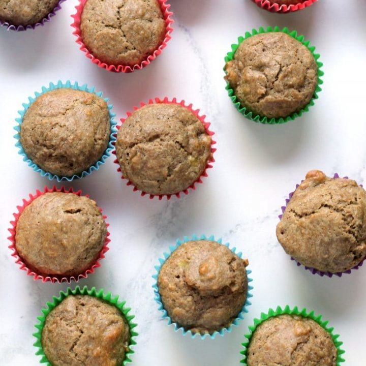 Healthy Baby & Toddler Muffins Recipe | HeyFood — heyfoodapp.com