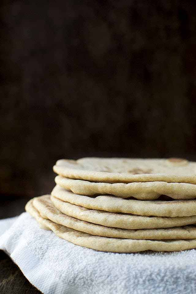Homemade Flatbread Recipe | HeyFood — heyfoodapp.com