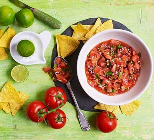Ultimate Tomato Salsa Recipe | HeyFood — heyfoodapp.com
