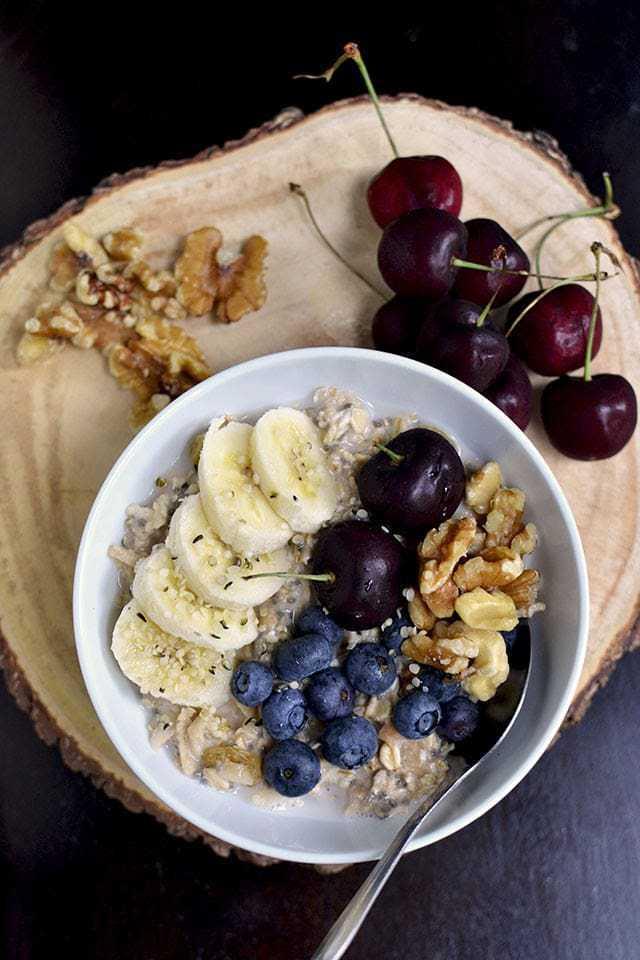 Chia Bircher Muesli Recipe | HeyFood — heyfoodapp.com