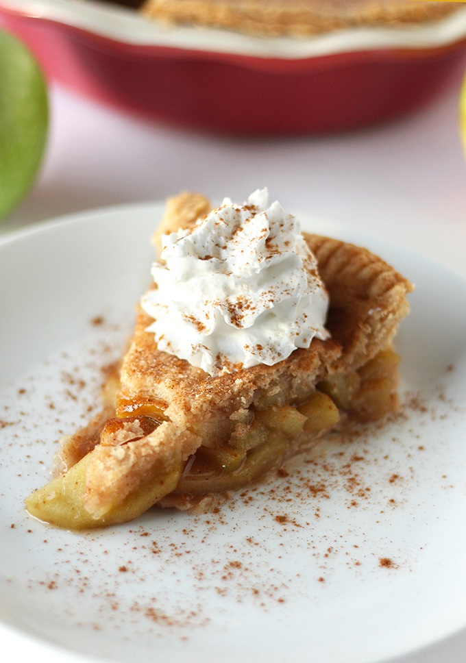Best Ever Vegan Apple Pie Recipe | HeyFood — heyfoodapp.com