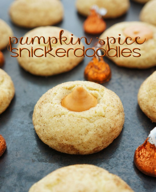 Pumpkin Spice Snickerdoodles Recipe | HeyFood — heyfoodapp.com