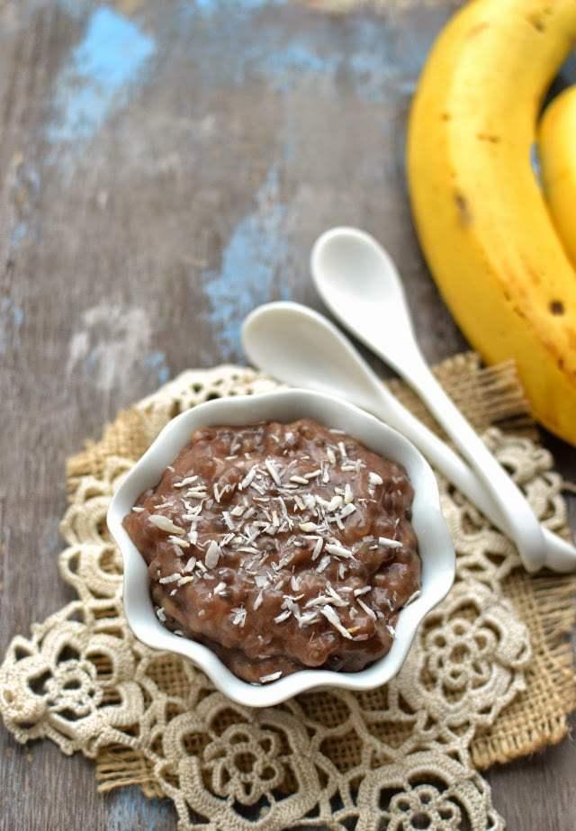 Suafa'i -- Samaon Banana Tapioca pudding Recipe | HeyFood — heyfoodapp.com