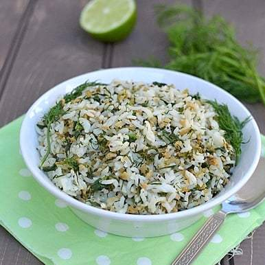 Soy Methi Rice Recipe | HeyFood — heyfoodapp.com