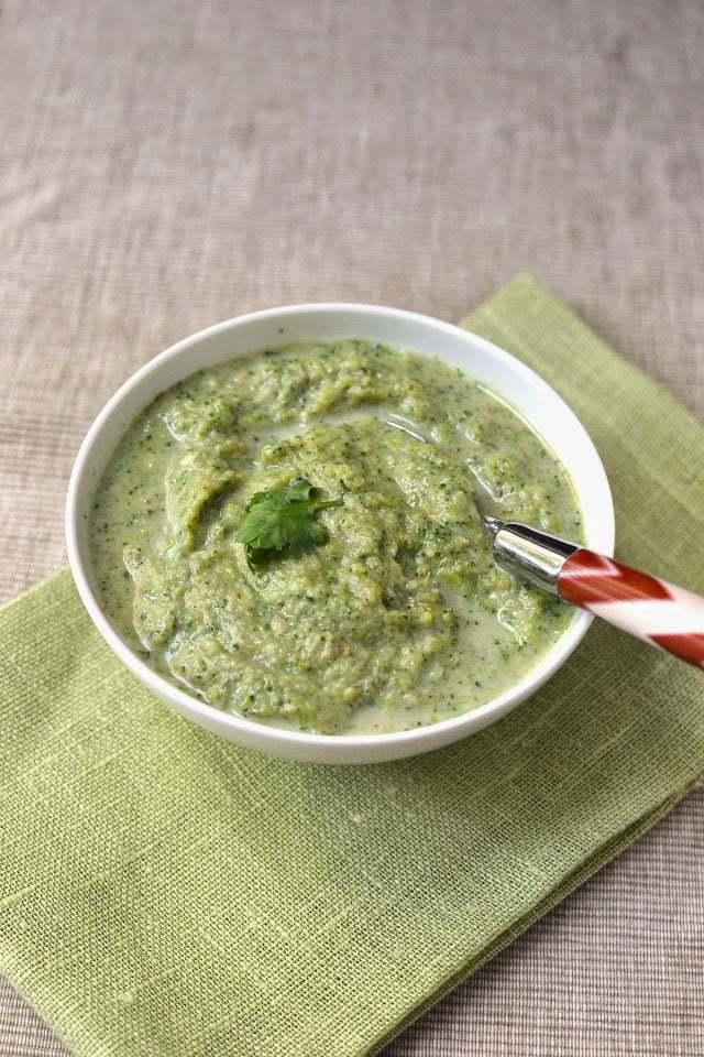 Swedish Broccoli Soup Recipe   HeyFood — heyfoodapp.com