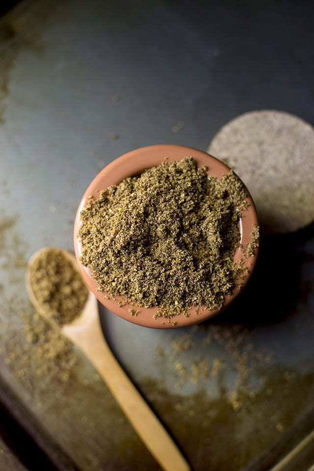 Sambar Powder Recipe | HeyFood — heyfoodapp.com