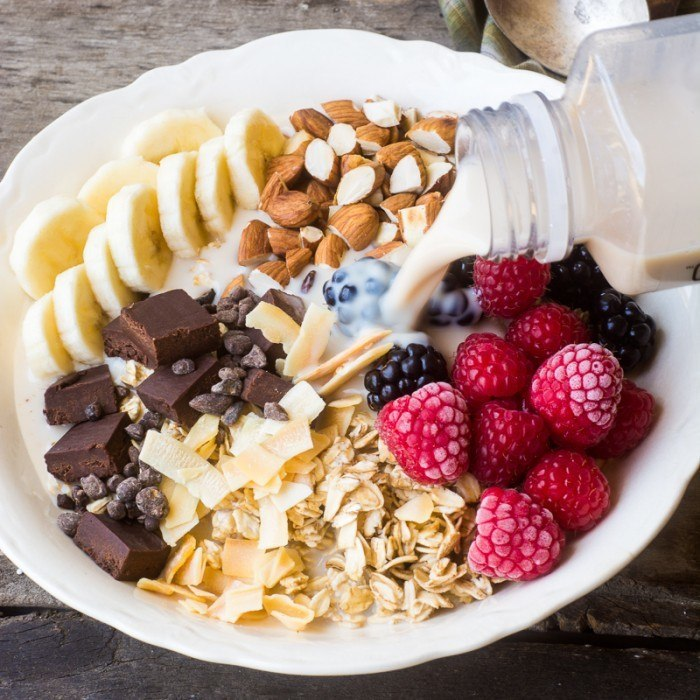 Protein Breakfast Bowls Recipe | HeyFood — heyfoodapp.com