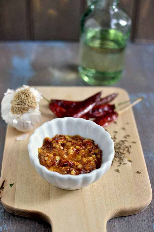 Harissa (Chili Paste) Recipe | HeyFood — heyfoodapp.com