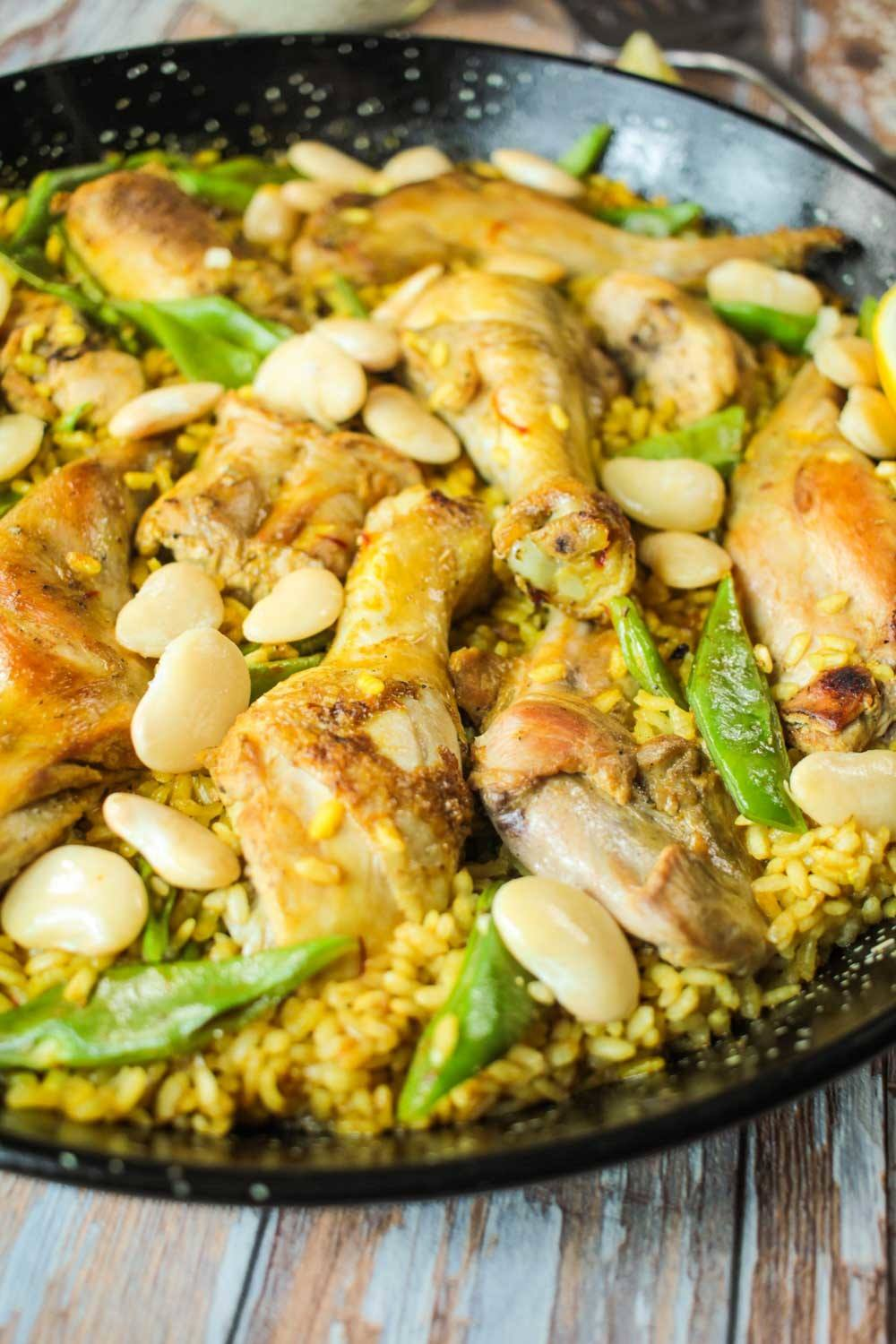 Authentic Valencian Paella Recipe | HeyFood — heyfoodapp.com