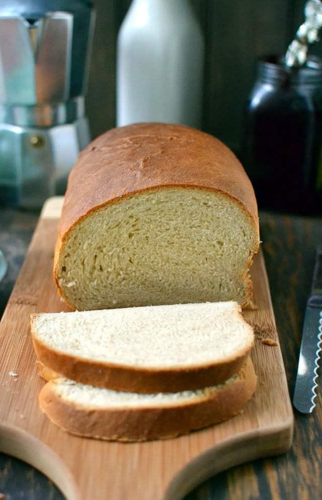 Eggless Ricotta Loaf Recipe | HeyFood — heyfoodapp.com
