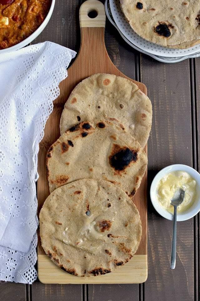 Khamiri Roti Recipe | HeyFood — heyfoodapp.com