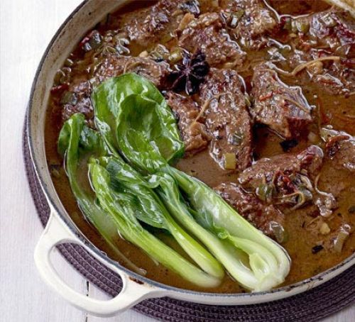 Chinese-style Braised Beef One-pot Recipe | HeyFood — heyfoodapp.com