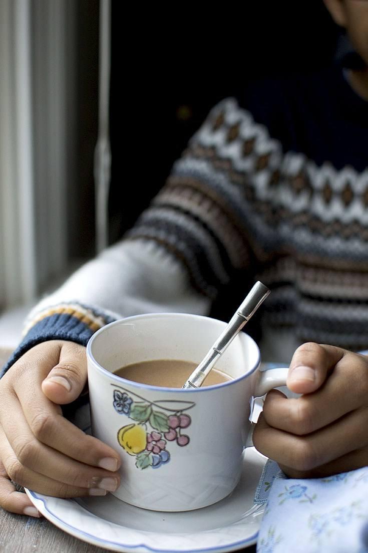 Salted Mocha Hot Chocolate Recipe Recipe | HeyFood — heyfoodapp.com