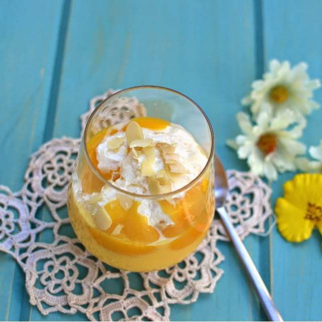 Mango Fool Recipe | HeyFood — heyfoodapp.com
