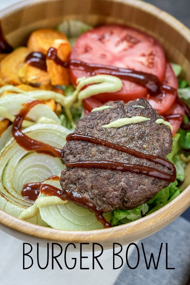 Burger Bowl Recipe | HeyFood — heyfoodapp.com