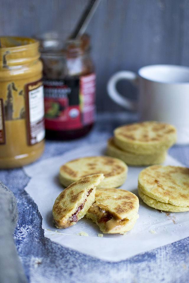Moroccan Harcha Recipe | HeyFood — heyfoodapp.com