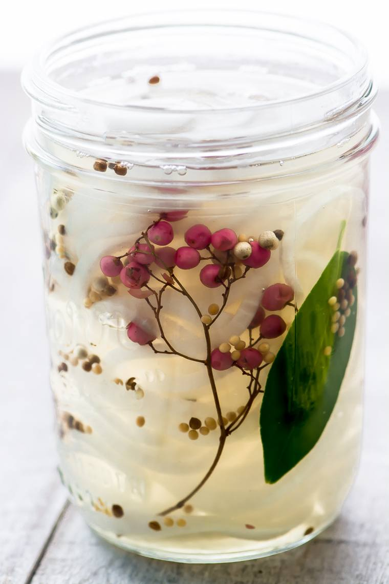 Quick Pickled Vidalia Onions Recipe | HeyFood — heyfoodapp.com