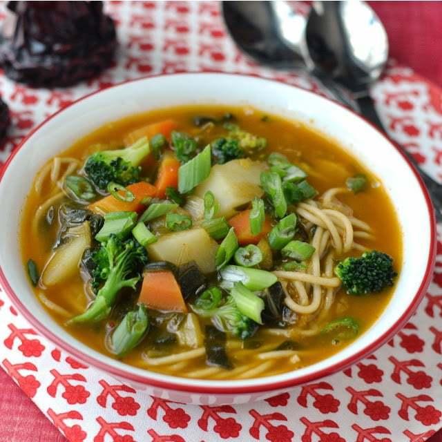 Thukpa Recipe | HeyFood — heyfoodapp.com
