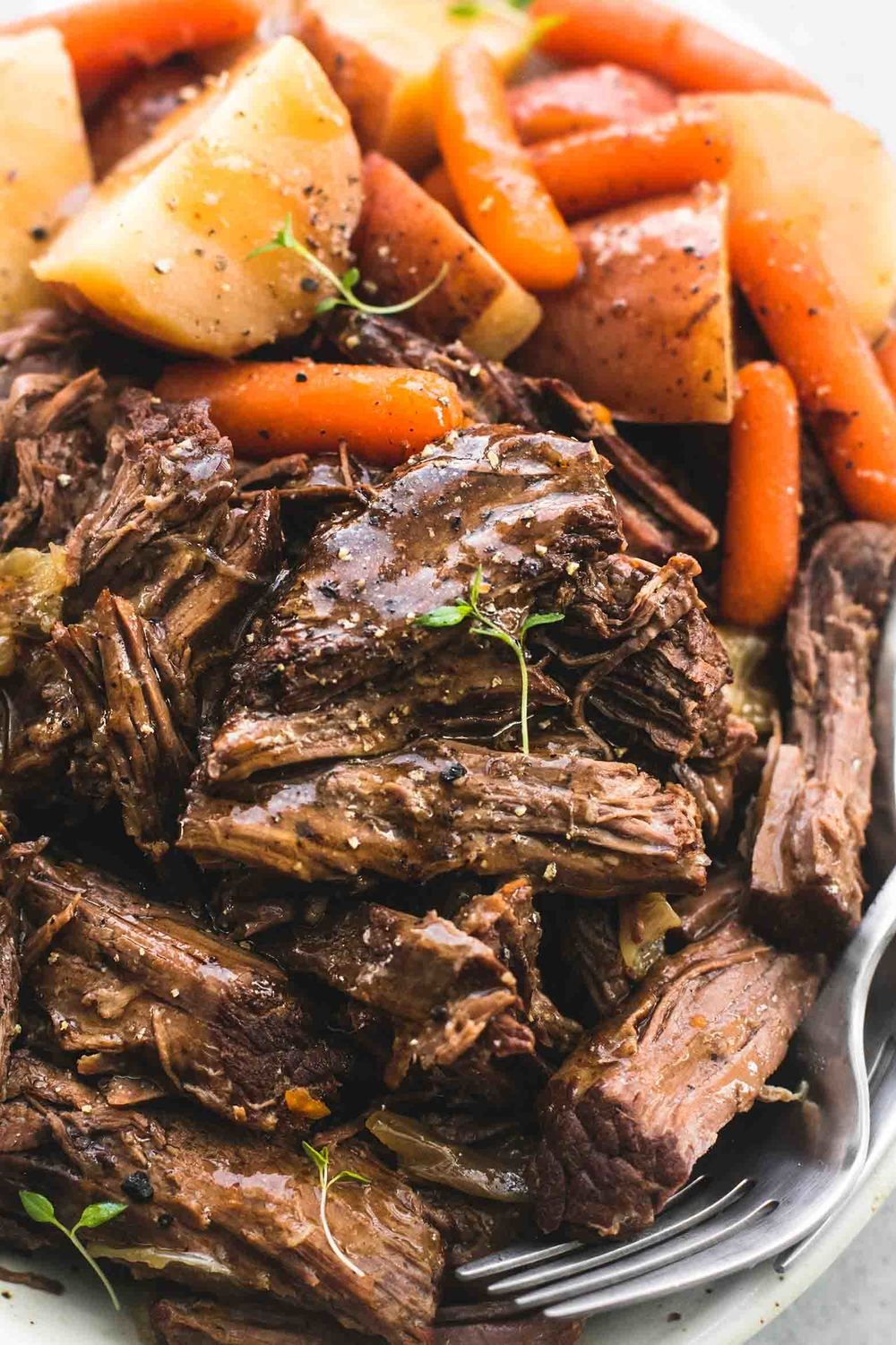 Instant Pot Pot Roast and Potatoes Recipe | HeyFood — heyfoodapp.com