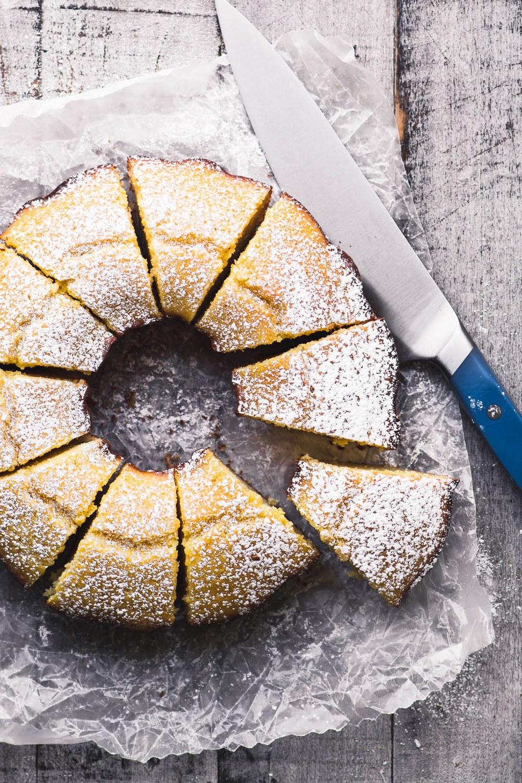 Lemon Yogurt Breakfast Cake Recipe | HeyFood — heyfoodapp.com