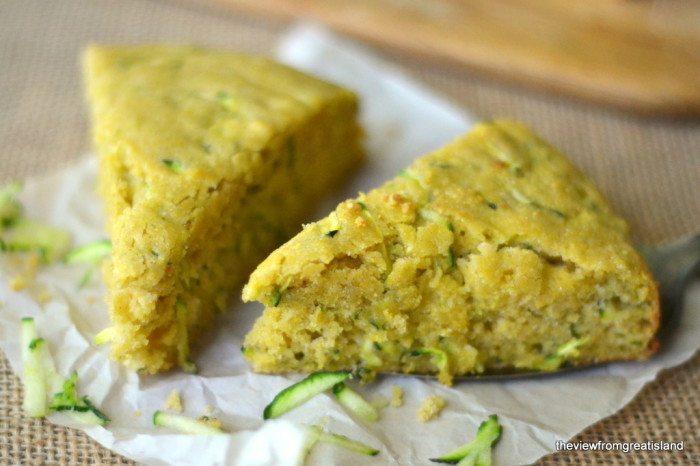 Zucchini Cornbread Recipe | HeyFood — heyfoodapp.com