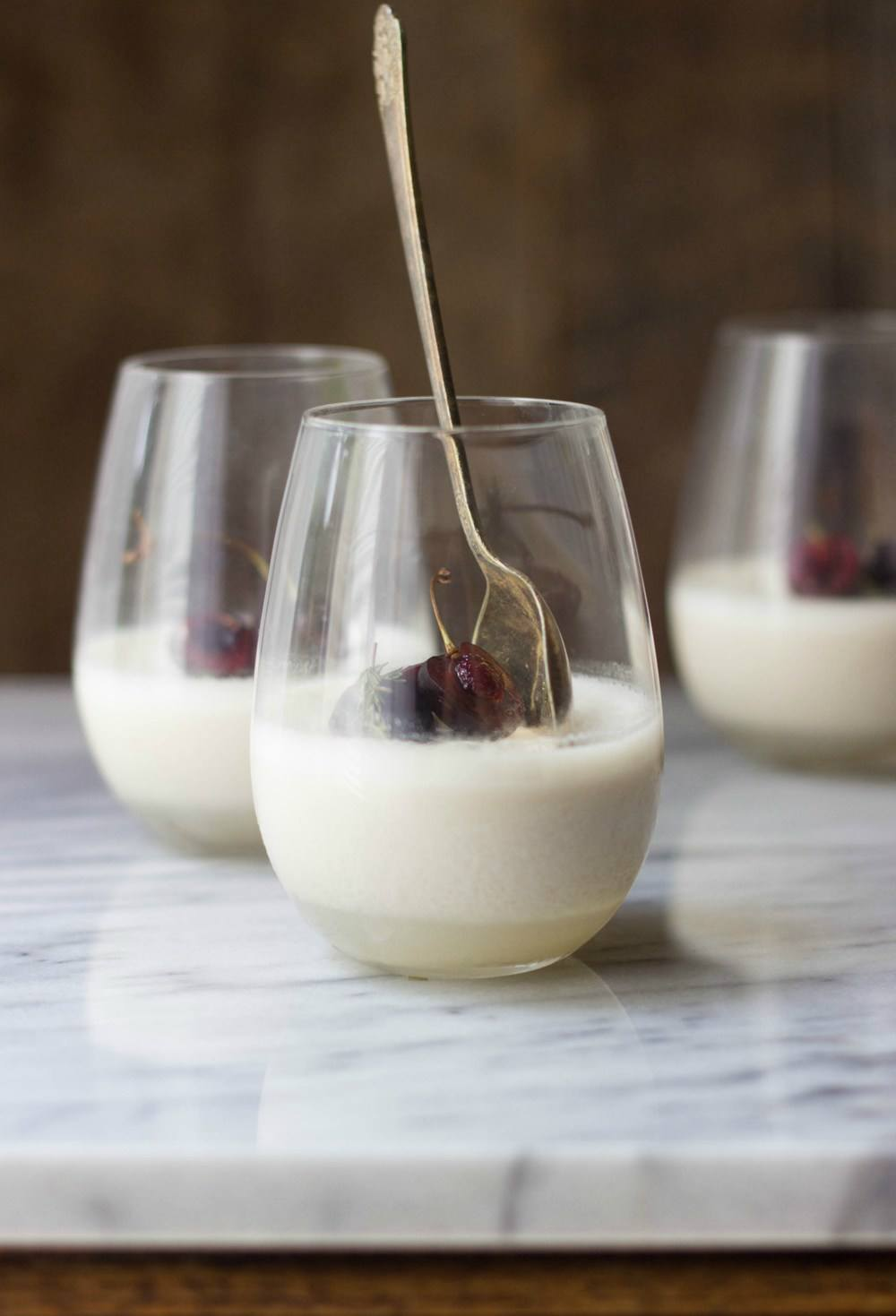 Coconut Milk Panna Cotta Recipe | HeyFood — heyfoodapp.com