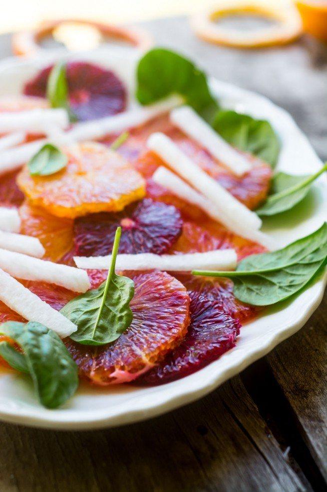 Blood Orange and Jicama Salad Recipe | HeyFood — heyfoodapp.com