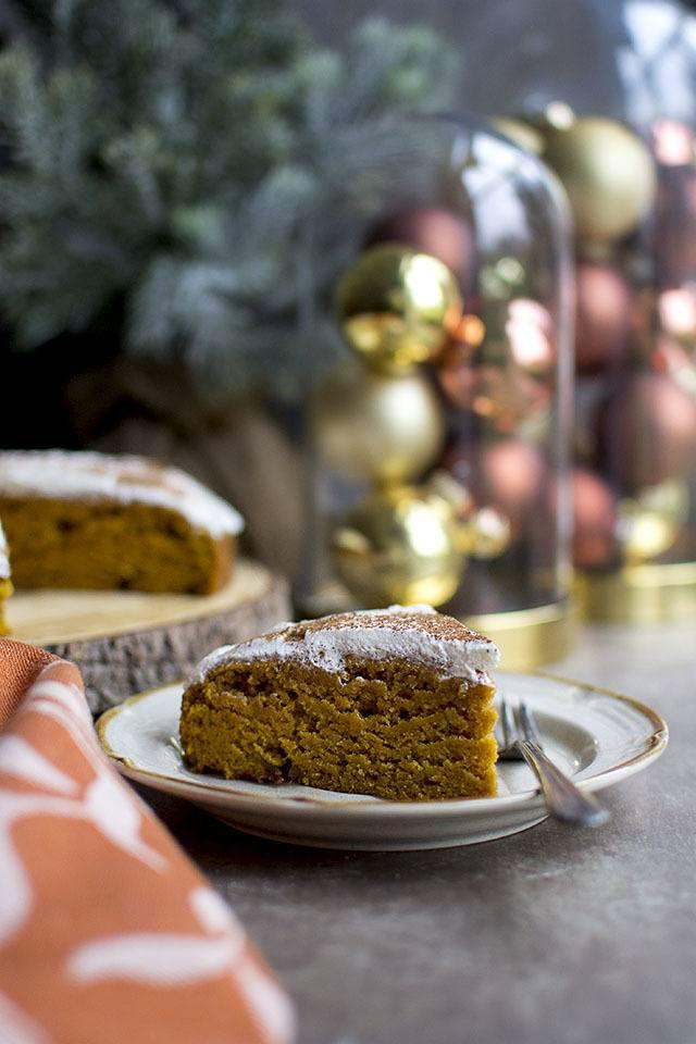 Pumpkin Cake Recipe | HeyFood — heyfoodapp.com
