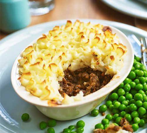 Mini Lentil Shepherd's Pies Recipe | HeyFood — heyfoodapp.com