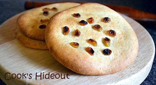 Sheermal-Sweet Yeasty Indian Bread Recipe | HeyFood — heyfoodapp.com