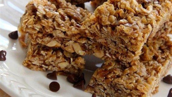 Granola Bars Recipe | HeyFood — heyfoodapp.com