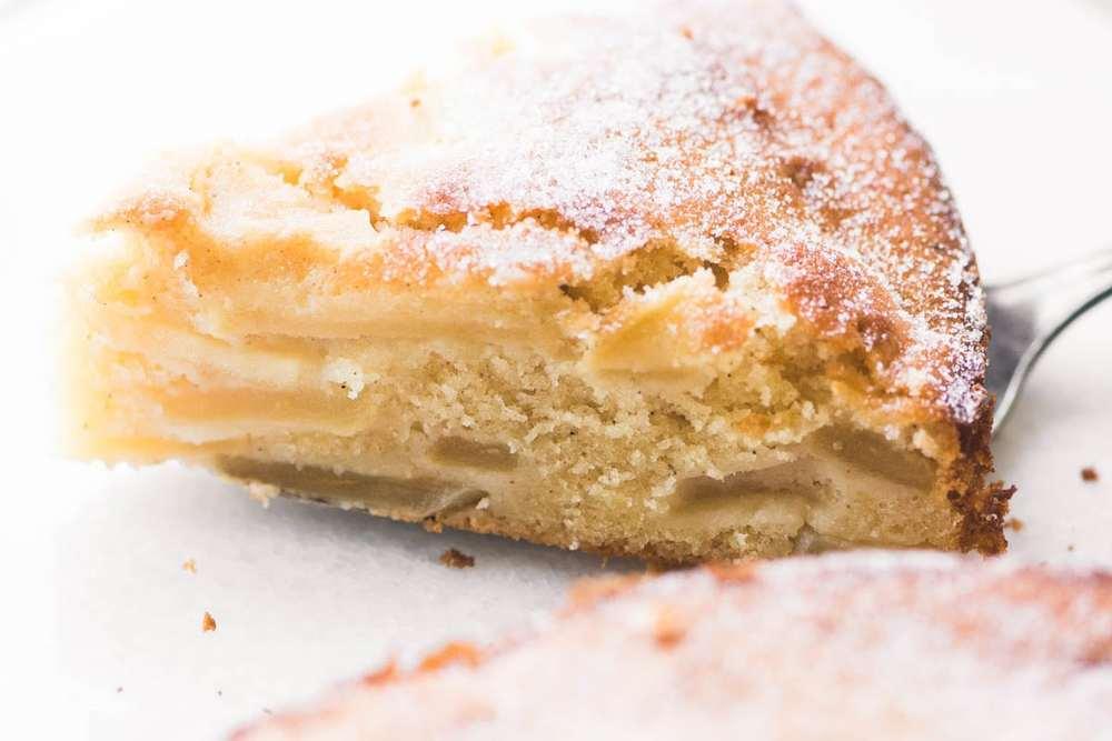 Dutch Apple Cake Recipe | HeyFood — heyfoodapp.com