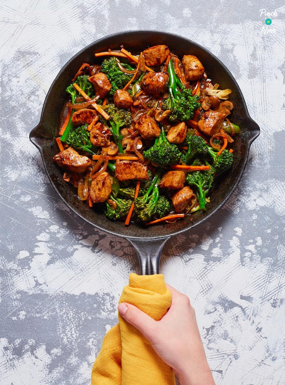 Chinese Chicken And Broccoli | Slimming & Weight Watchers Friendly Recipe | HeyFood — heyfoodapp.com