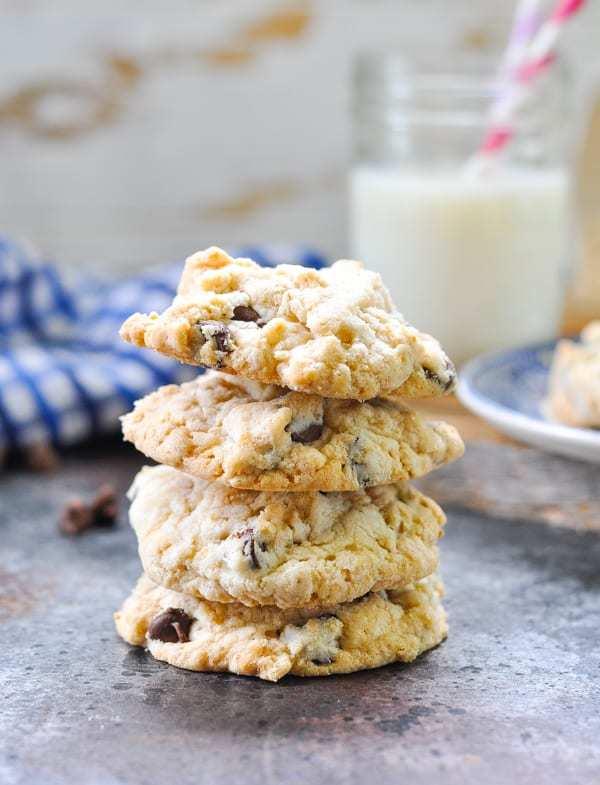 Old Fashioned Oatmeal Chocolate Chip Cookies Recipe   HeyFood — heyfoodapp.com