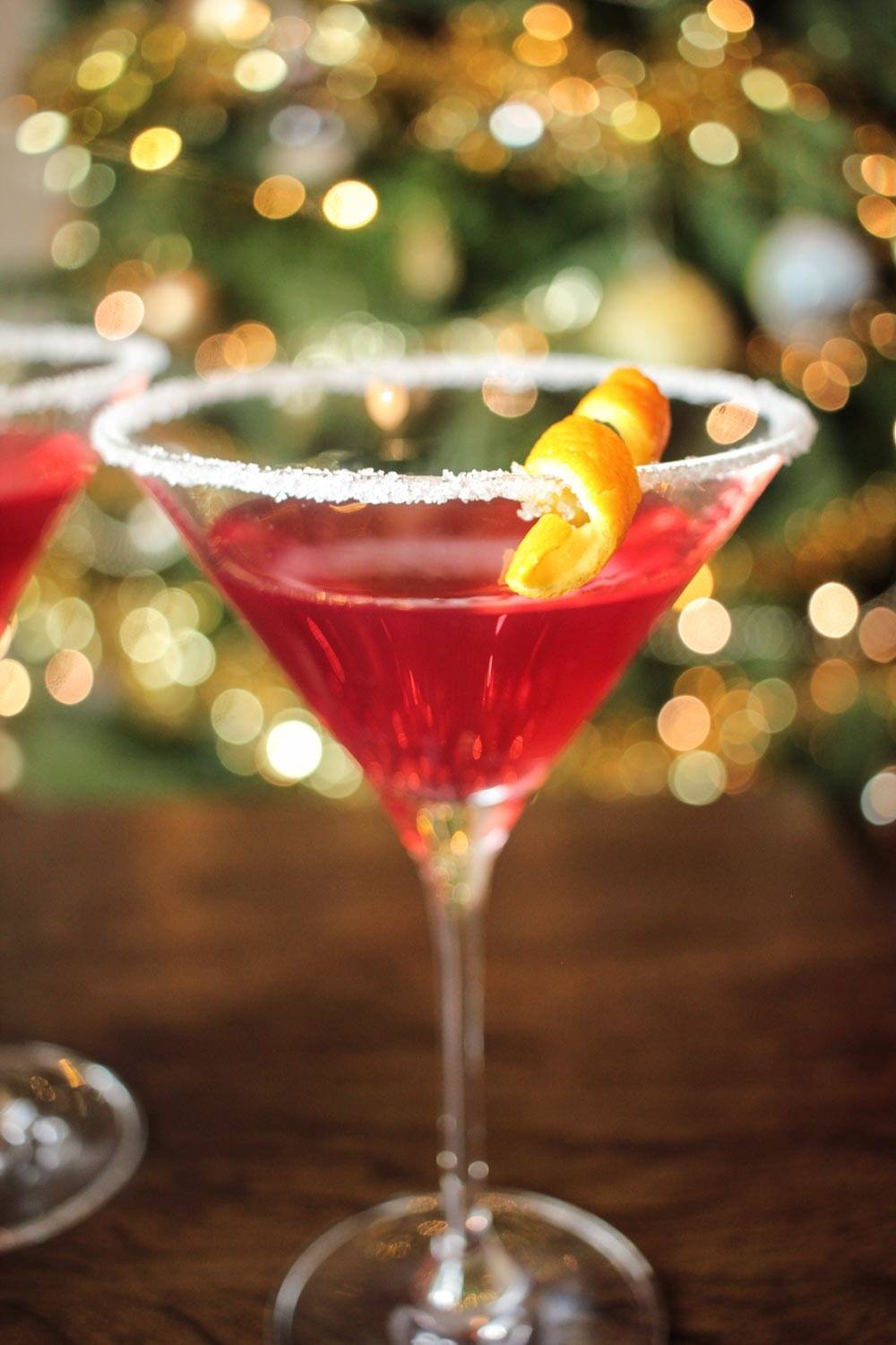 Christmas Martini Recipe | HeyFood — heyfoodapp.com