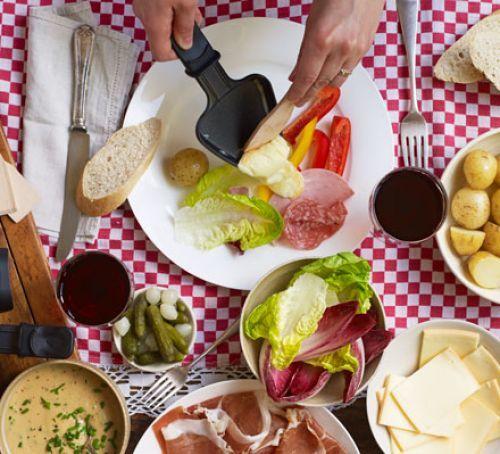 Raclette Recipe | HeyFood — heyfoodapp.com