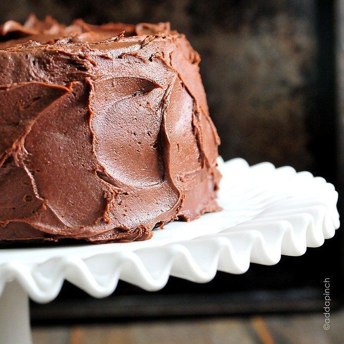 The Best Chocolate Cake Recipe {Ever} Recipe | HeyFood — heyfoodapp.com