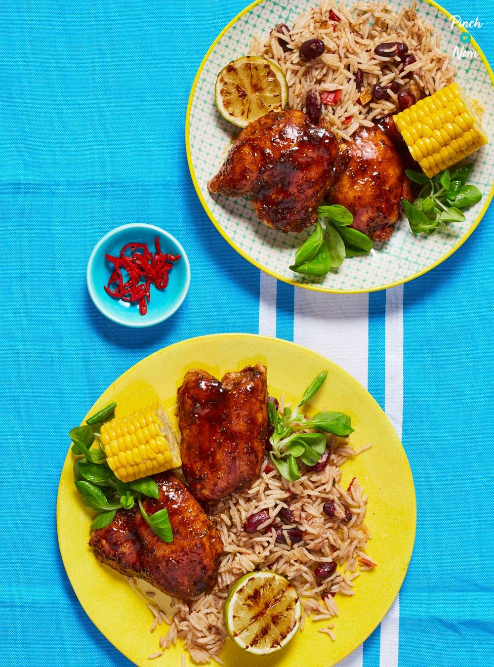 Jerk Chicken | Slimming & Weight Watchers Friendly Recipe | HeyFood — heyfoodapp.com