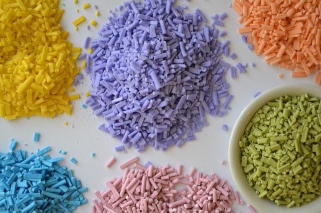 How to Make Homemade Sprinkles! Recipe | HeyFood — heyfoodapp.com