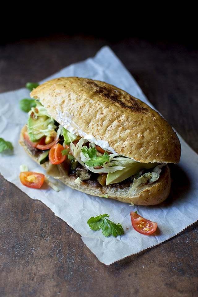 Mexican Torta Recipe | HeyFood — heyfoodapp.com