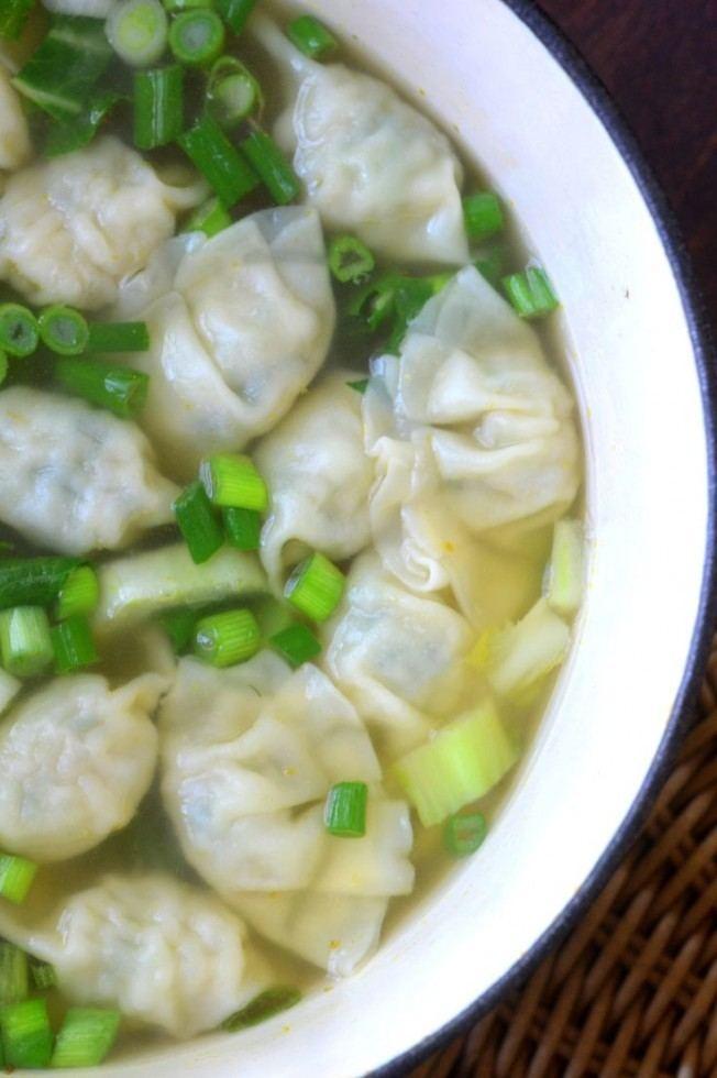 Miso Wonton Soup Recipe | HeyFood — heyfoodapp.com