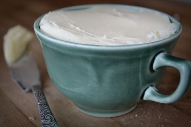 Brown Soda Bread and Homemade Butter Recipe | HeyFood — heyfoodapp.com