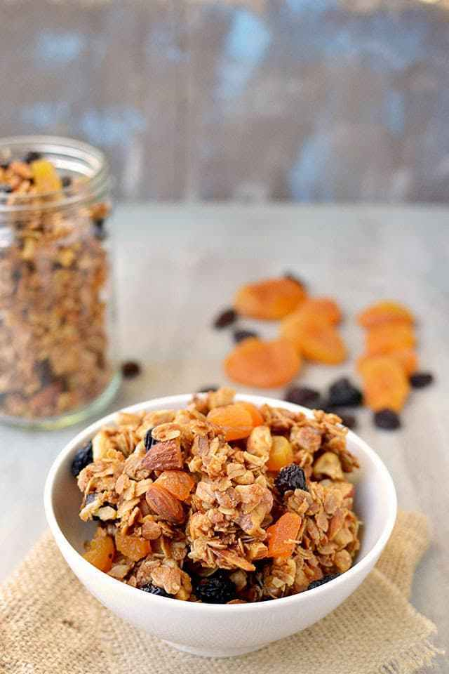 California Granola Recipe | HeyFood — heyfoodapp.com