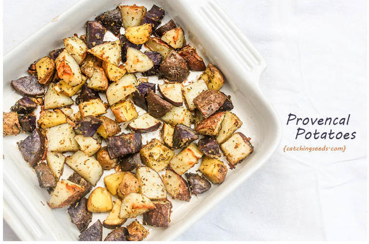 Provencal Potatoes Recipe | HeyFood — heyfoodapp.com