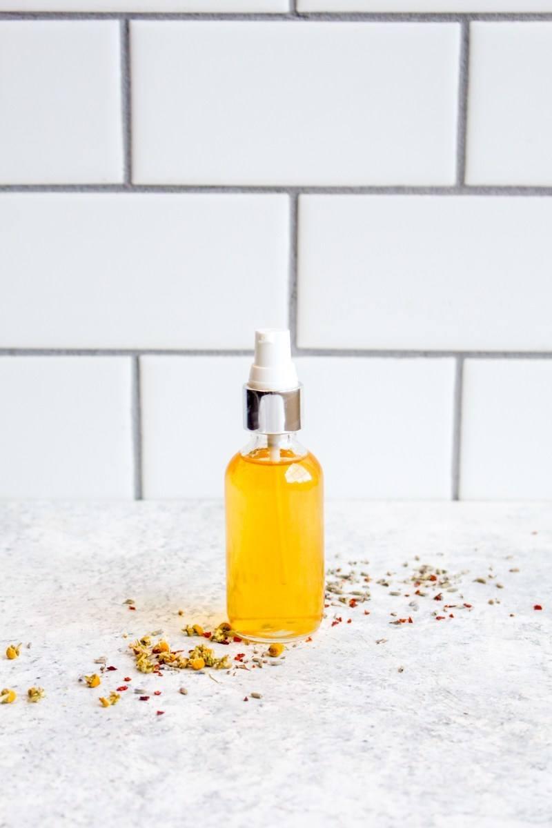 DIY Anti Stretch Mark Belly Oil Recipe | HeyFood — heyfoodapp.com